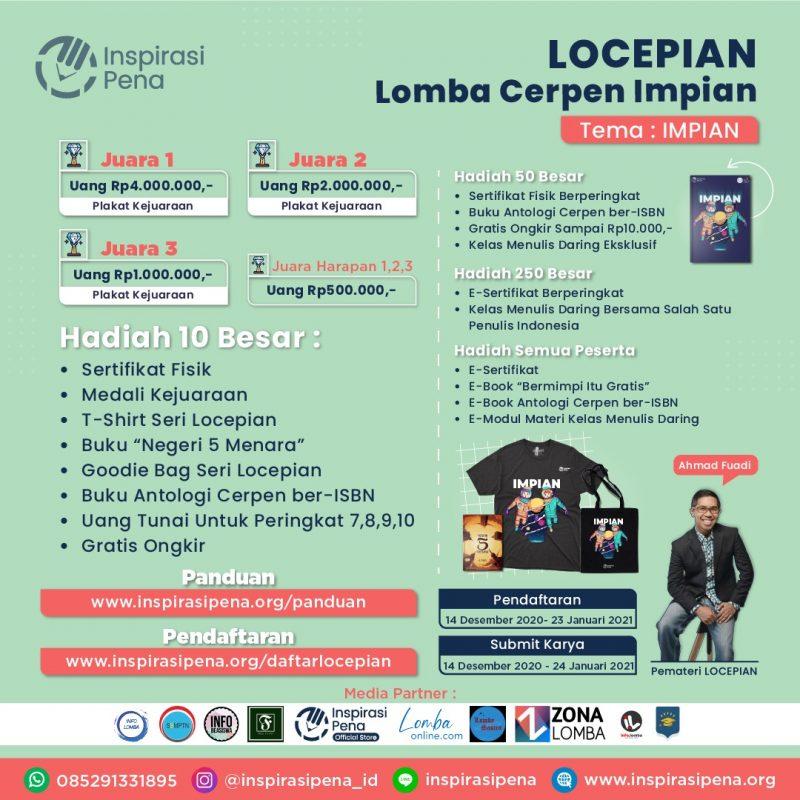 Poster Locepian