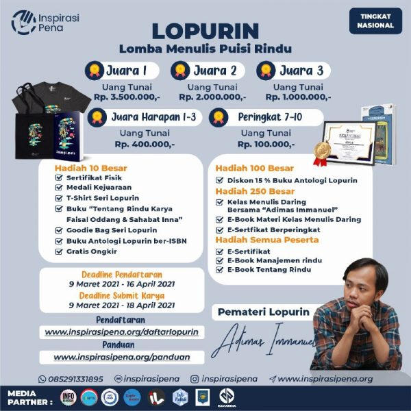 Poster Lopurin